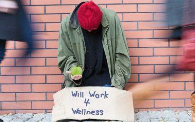 Employment as wellness?