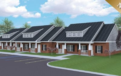 Saint Charles Place: Permanent housing for low-income seniors