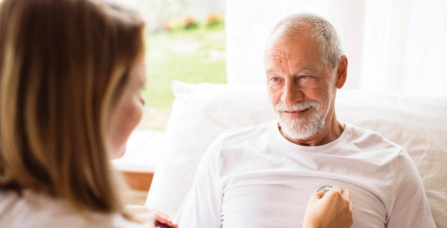 Dignity-Filled Senior Care