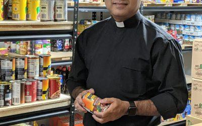 Meet our friend, Fr. Thomas